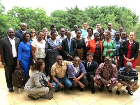 AFROCAB NAIROBI 2014 MEETING